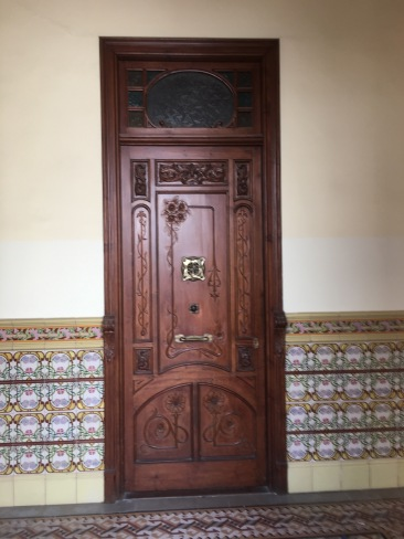 A new door...