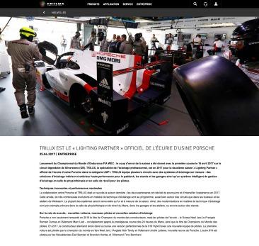 Screenshot_2019-05-31 TRILUX est le « Lighting Partner » officiel de l¹écurie d¹usine Porsche